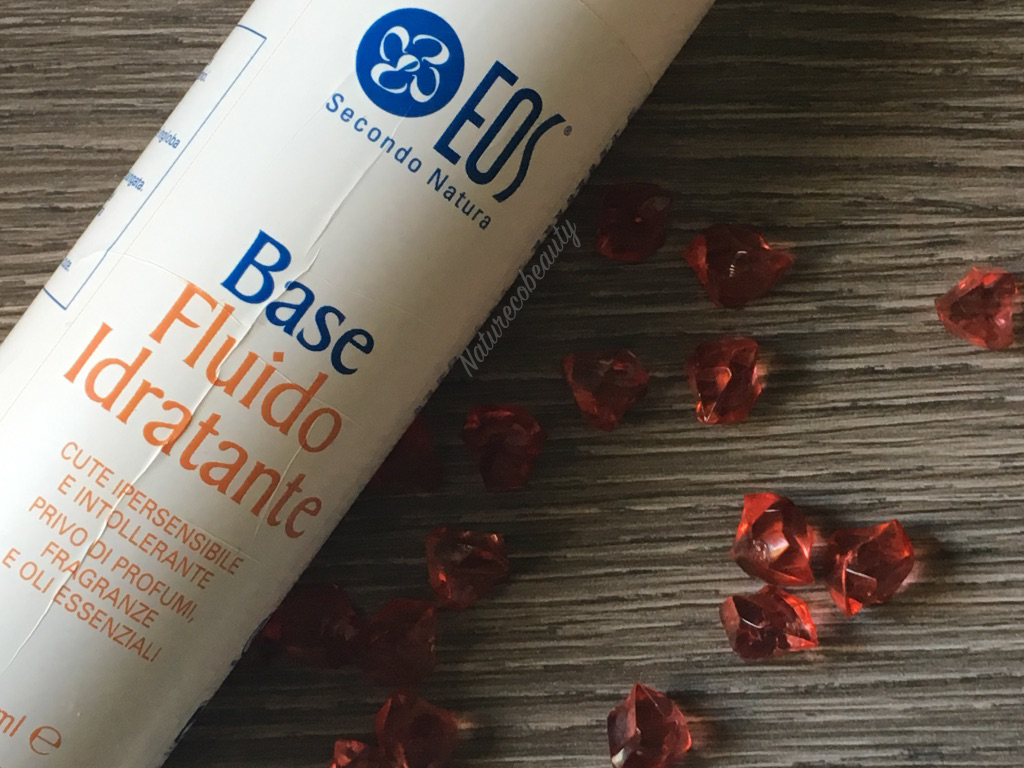 Review Base Fluido Idratante Eos Natura