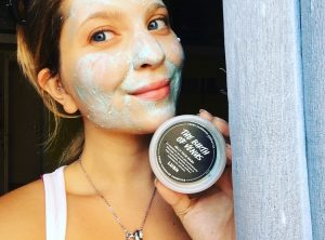 Review Lush Jelly Mask The Birth Of Venus