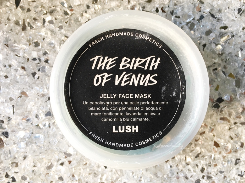 Lush Jelly Mask The Birth Of Venus