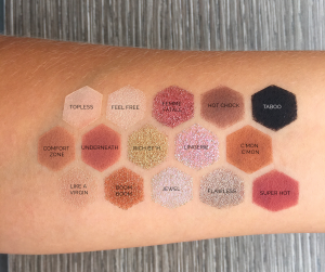 In My Birthday Suit Swatches Mulac