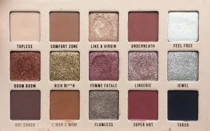 In My Birthday Suit Palette Mulac
